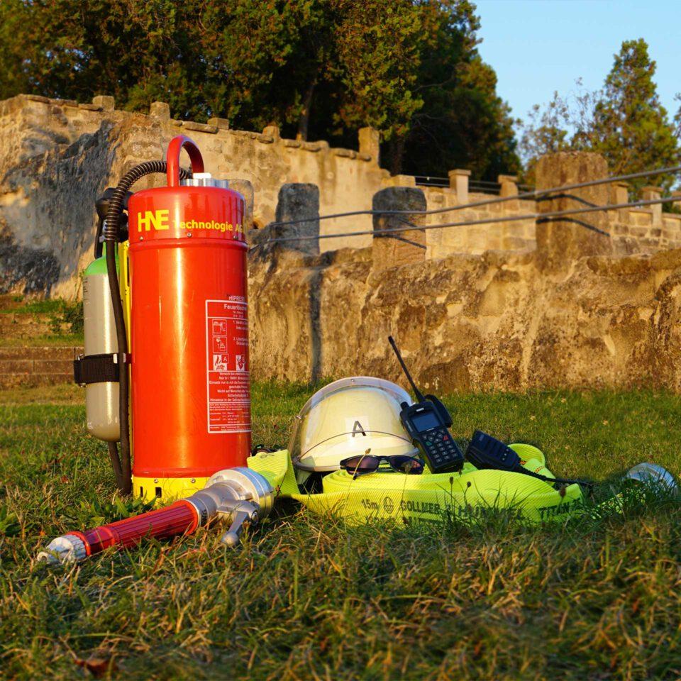 Sicherheitswache der Feuerwehr Abenberg