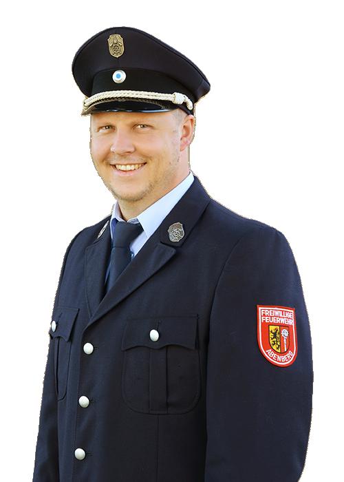 Erster-Kommandant-Freiwillige-Feuerwehr-Abenberg-Michael-Schmidt